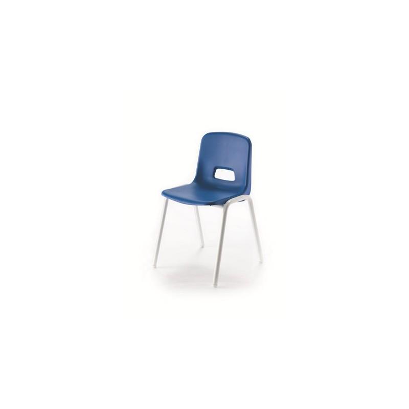 Silla infantil 209 polipropileno altura 26 cm for Altura silla