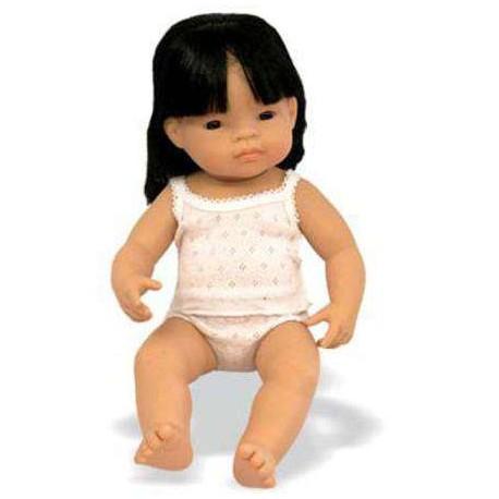 BABY NIÑA ASIATICA 40 CMS ML-31156