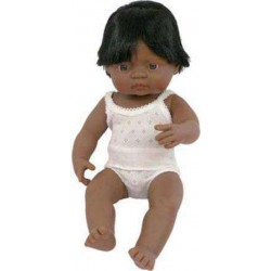 BABY NIÑO LATINOAMERICANO 40 CMS