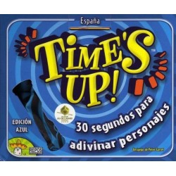 (L) CARTAS ADIVINA PERSONAJES TIME´S UP