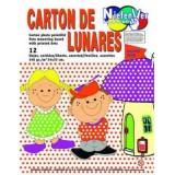 (L) CARTULINA LUNARES 24X32 COLORES NEON B/12 H