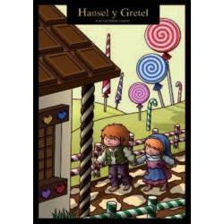 POSTER HANSEL Y GRETEL DO-12509