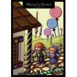 POSTER HANSEL Y GRETEL DO-12509