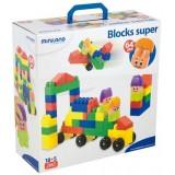 CONSTRUCCIÓN BLOCKS SUPER 64 PIEZAS