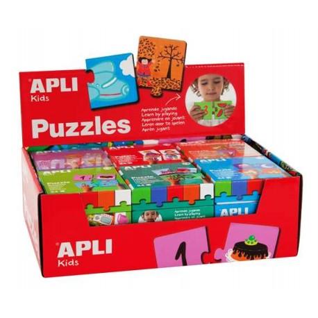 SET 6 PUZZLES Y SERIES I
