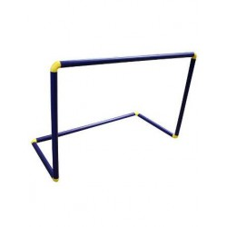 PORTERÍA HOCKEY FLOORBALL PVC 100 X 70 CM