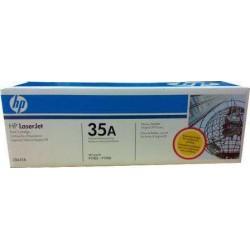 TONER ORIGINAL HP CB435A (35A) - NEGRO