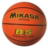 BALÓN MINIBASKET MIKASA B-5 GOMA