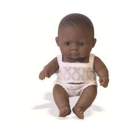 BABY LATINOAMERICANO NIÑA 21 CM