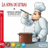 CUENTO EL GUSTO: LA SOPA DE LETRAS
