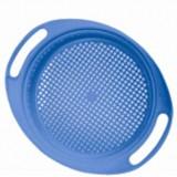 TAMIZ PLASTICO RESISTENTE 16.5CM AZUL MDF005-17