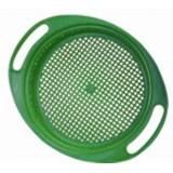 TAMIZ PLASTICO RESISTENTE 16.5CM VERDE MDF005-22