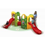 GIMNASIO 8 EN 1 LITTLE TIKES
