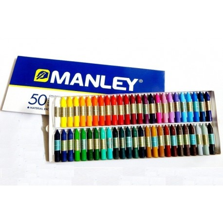 CERAS MANLEY C/50 SURTIDO REF.150