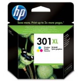 CARTUCHO ORIGINAL HP Nº 301 XL - COLOR