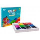 TEMPERA SOLIDA APLI STICKS KIT 96 SURTIDOS