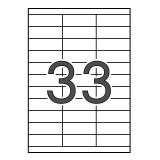 ETIQUETAS IMPRESORA MULTI-3 70X25,4 4702