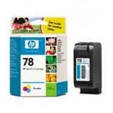 HP DESKJET 930C/940C COLOR Nº78XL G.CAPAC C6578A
