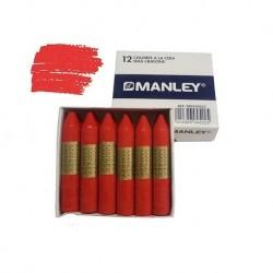 CERAS MANLEY C/12 ROJO 9