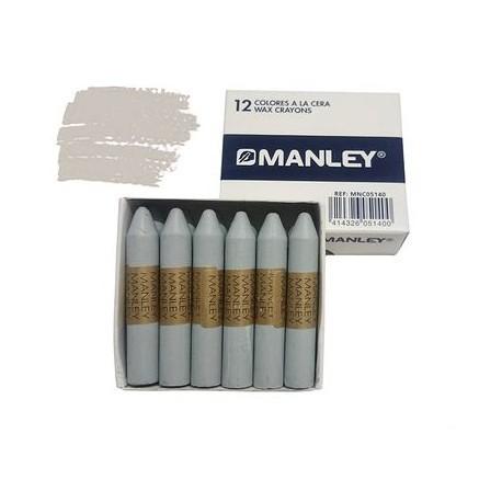 CERAS MANLEY C/12 GRIS 72