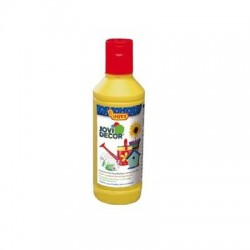 PINTURA MULTIUSO JOVIDECOR 250 ML AMARILLA