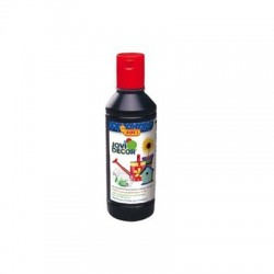 PINTURA MULTIUSO JOVIDECOR 250 ML NEGRA