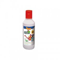 PINTURA MULTIUSO JOVIDECOR 250 ML BLANCA