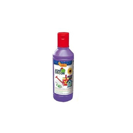 PINTURA MULTIUSO JOVIDECOR 250 ML VIOLETA