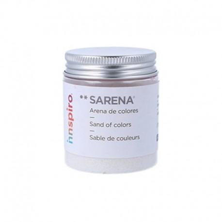 ARENILLA DE COLORES 110 GR. BLANCA