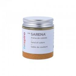 ARENILLA DE COLORES 110 GR. OCRE