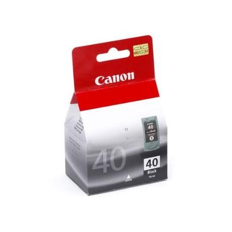 CARTUCHO ORIGINAL CANON PG-40 - NEGRO
