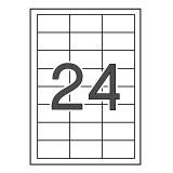 ETIQUETAS IMPRESORA APLI 1781 64,6X33,8
