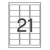 (L) ETIQUETA ILC APLI 2417 70X72
