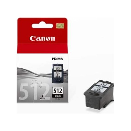 CARTUCHO ORIGINAL CANON PG-512 - NEGRO