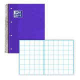CUADERNO ENRI EUROPEAN BOOKS OXFORD LILA