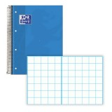 CUADERNO ENRI EUROPEAN BOOKS OXFORD AZUL CLARO