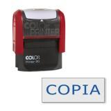 (L) SELLO PRINTER 20 'COPIA'