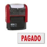 (L) SELLO PRINTER 20 'PAGADO'