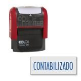 (L) SELLO PRINTER 20 'CONTABILIZADO'