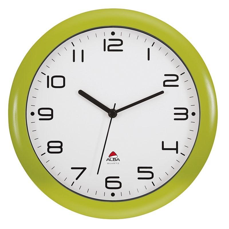 Reloj de pared pistacho - Relojes de pared grandes ...