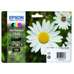 MULTIPACK EPSON ORIGINAL 18XL T1816 - ALTA CAP.