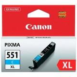 CANON CLI-551 XL CIAN ALTA CAPACIDAD