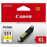 CANON CLI-551 XL AMARILLO ALTA CAPACIDAD