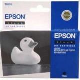 EPSON STYLUS RX-420/425/520 NEGRO T0551