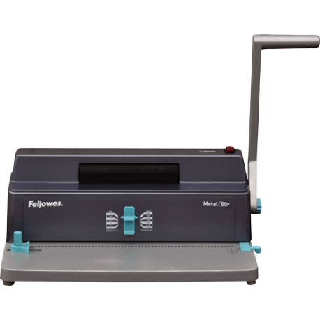 (L) ENCUADERNADORA FELLOWES METAL 50R
