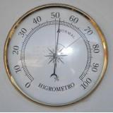 (L) HIGROMETRO CIRCULAR D=130