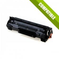 TONER COMPATIBLE HP CE285A (85A) - NEGRO