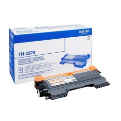 TONER ORIGINAL BROTHER TN2220 - NEGRO