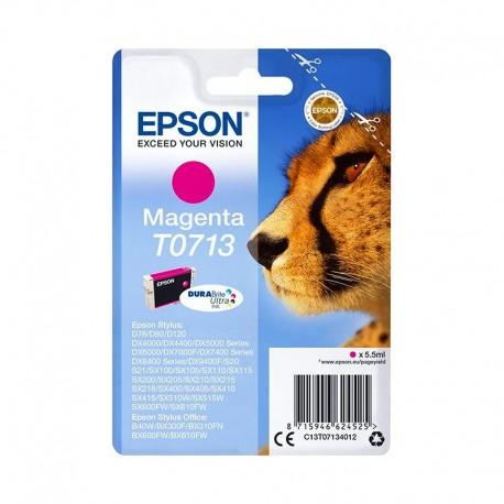 CARTUCHO ORIGINAL EPSON T0713 - MAGENTA