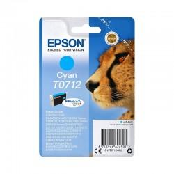 CARTUCHO ORIGINAL EPSON T0712 - CYAN